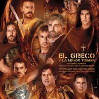 Éxito de 'El Greco y la Legión Tebana' en el Teatro de la Ciudad Esperanza Iris