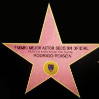Rodrigo Poisón, mejor actor en el Avilés Acción Film Festival