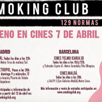 Estreno de Smoking Club el 7 de Abril