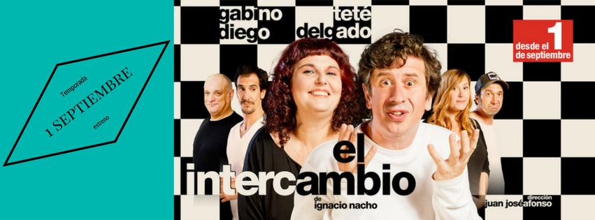 El Intercambio se instala en Madrid