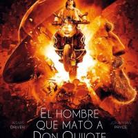 El 1 de Junio se estrena 'El hombre que mató a Don Quijote'